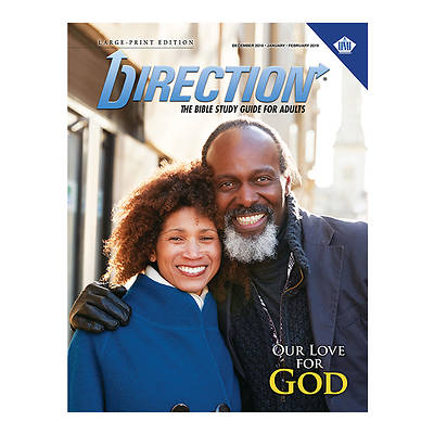 Picture of UMI Direction Large Print Student Manual Winter