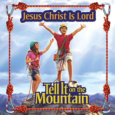 Concordia Vacation Bible School 2013 Tell It On The Mountain T-Shirt Iron Ons (pkg 10)