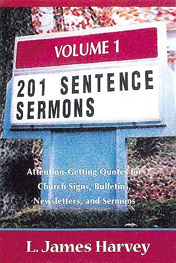 Picture of 701 Sentence Sermons