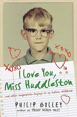 I Love You, Miss Huddleston Hardcover