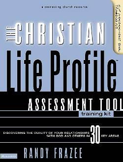 Picture of The Christian Life Profile Assessment Tool Training Kit