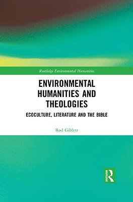 Picture of Environmental Humanities and Theologies