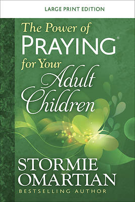 Picture of The Power of a Praying(r) for Your Adult Children Large Print