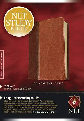 Picture of Bible NLT Study