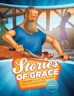 Picture of Stories of Grace Children's Curriculum V1