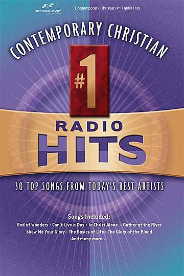 Contemporary Christian Number 1 Radio Hits Book