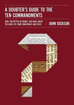 Picture of A Doubter's Guide to the Ten Commandments