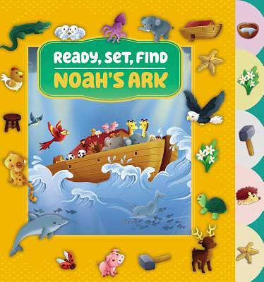 Picture of Ready, Set, Find Noah's Ark