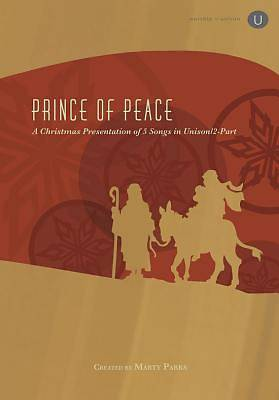 Prince of Peace Choral Book