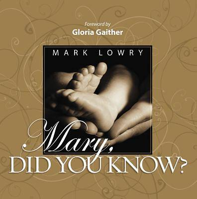 Picture of Mary, Did You Know? - with CD