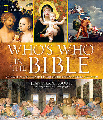 Picture of National Geographic Who's Who in the Bible