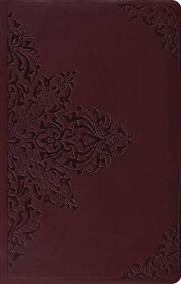 Picture of Premium Gift Bible-ESV-Filigree Design