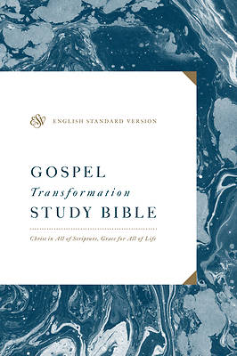 Picture of ESV Gospel Transformation Study Bible
