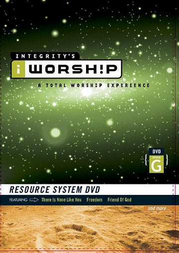 iWorship DVD Volume G