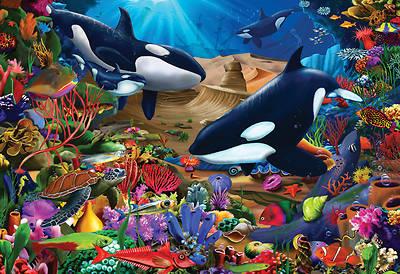 Picture of Wondrous Ocean Children's Jigsaw Puzzle