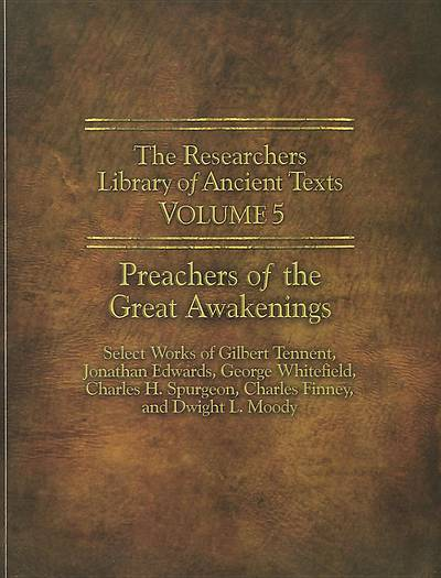 The Researchers Library of Ancient Texts - Volume V