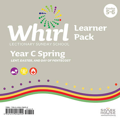 Whirl Lectionary Grades 5-6 Learner Pack Spring Year C