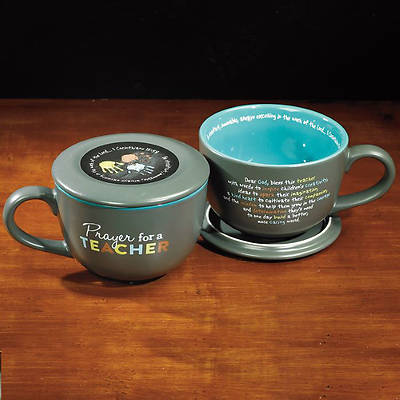 Picture of Prayer for a Teacher Soup Mug