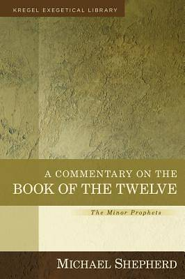 Picture of A Commentary on the Book of the Twelve