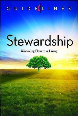 Guidelines for Leading Your Congregation 2013-2016 - Stewardship - Downloadable PDF Edition