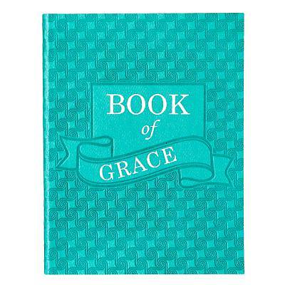 Book Lux-Leather Flexcover Book of Grace