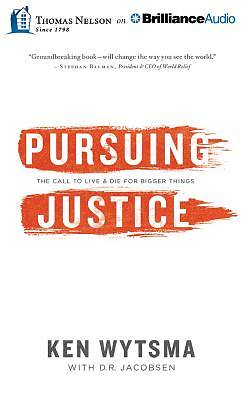 Picture of Pursuing Justice