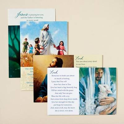 Christ Our Lord - Praying for You Boxed Cards - Box of 12
