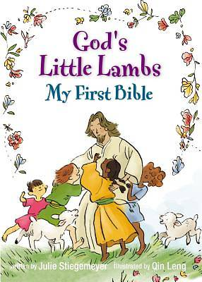 Gods Little Lambs, My First Bible