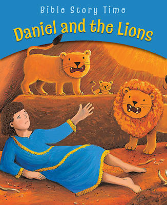 Picture of Daniel and the Lions