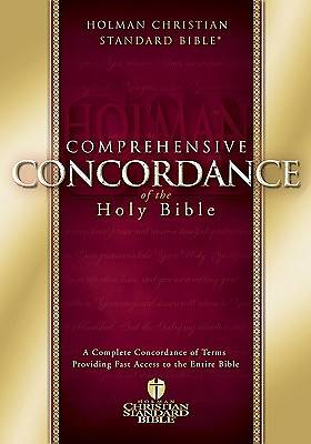 Picture of Comprehensive Concordance of the Holy Bible