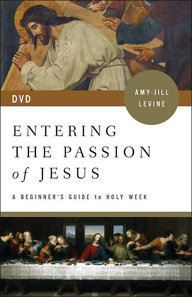 Entering the Passion of Jesus DVD