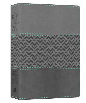 Picture of The KJV Cross Reference Study Bible Students' Edition [Charcoal]