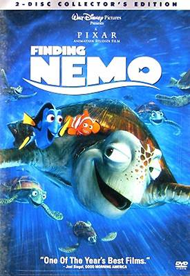 Picture of Finding Nemo (Collector's) DVD