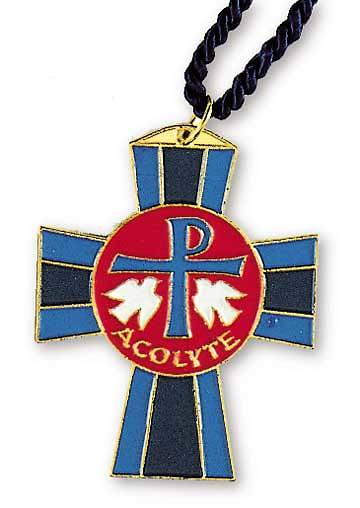 Acolyte Gold-Plated Pendant