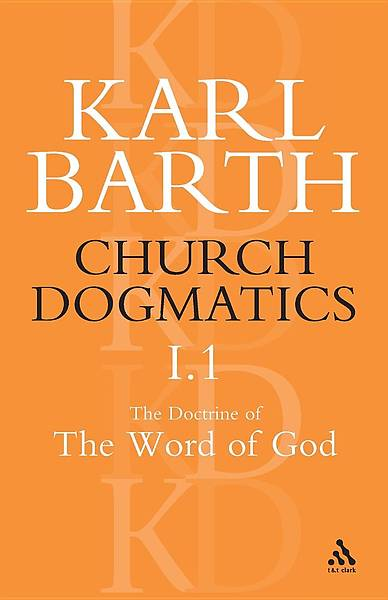 Church Dogmatics 1.1