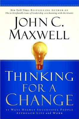 Picture of Thinking for a Change [Microsoft Ebook]