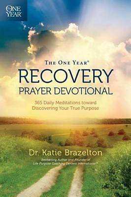 The One Year Recovery Prayer Devotional [ePub Ebook]