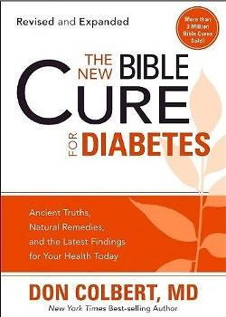 Picture of The New Bible Cure for Diabetes