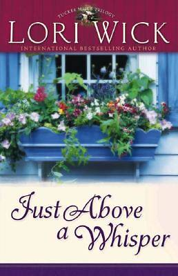 Just Above a Whisper [ePub Ebook]