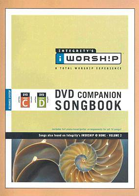 iWorship DVD Companion Songbook C/D Vol. 2