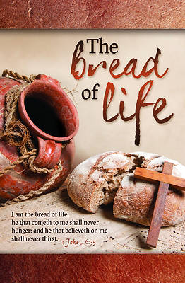 Picture of The Bread of Life Communion Bulletin