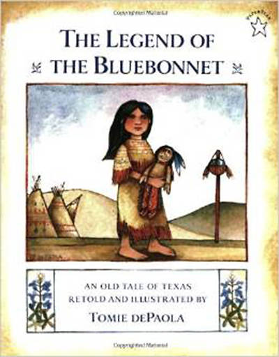 Picture of The Legend of the Bluebonnet