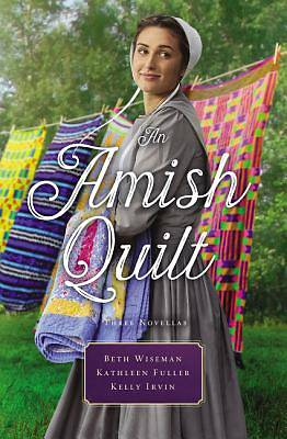 Picture of An Amish Quilt