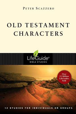 Picture of LifeGuide Bible Study - Old Testament Characters