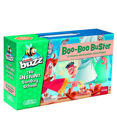 Picture of Buzz Preschool Boo Boo Buster Kit Spring 2020
