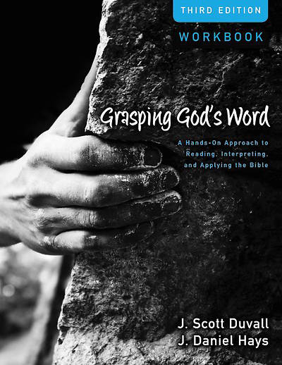 Picture of Grasping God's Word Workbook
