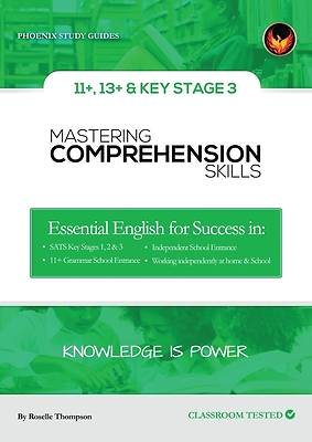 Picture of Mastering Comprehension Skills