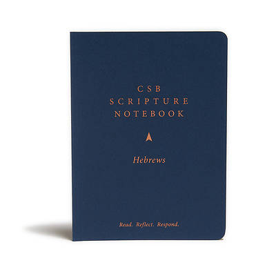 Picture of CSB Scripture Notebook, Hebrews