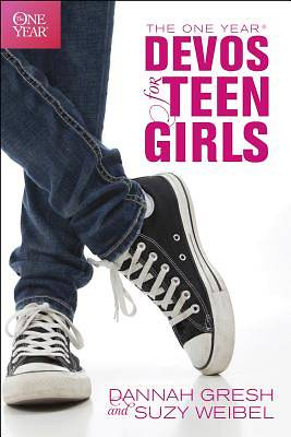 The One Year Devos for Teen Girls