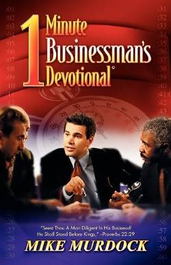 The One-Minute Businessmans Devotional
